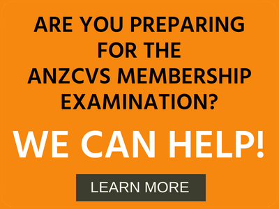 Click here for the ANZCVS Membership Exam