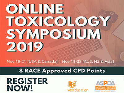 Click here for the Online Toxicology Symposium