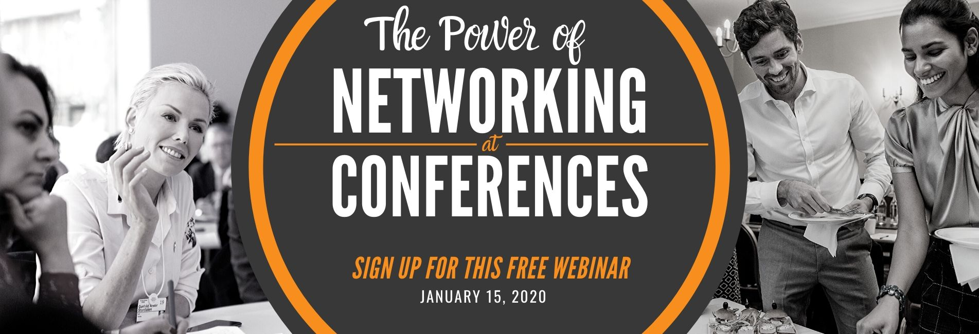 Vet Education - Networking at Conferences in 2020