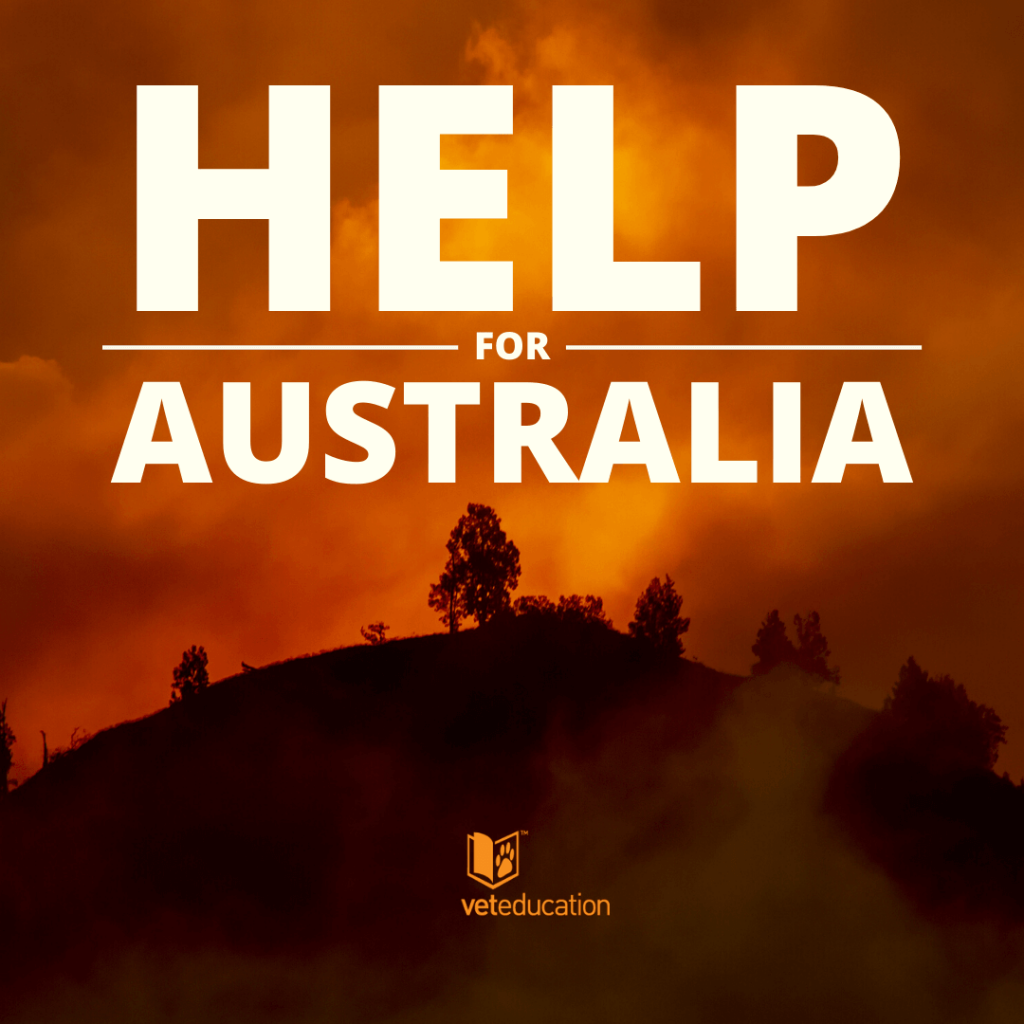 Help for Australia - Vet Education